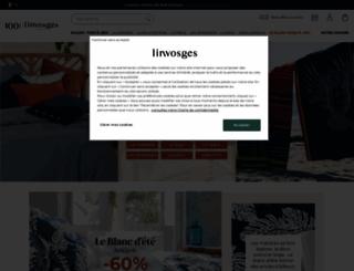 linvosges.fr screenshot