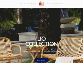 liocollection.com screenshot