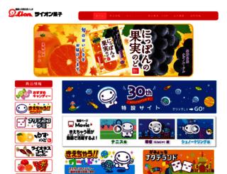 lion-k.co.jp screenshot