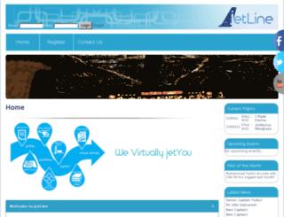 lionairvirtual.com screenshot