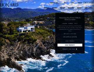 lionard.com screenshot