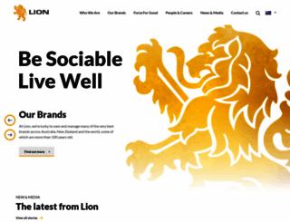 lionco.com screenshot