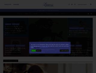 lionessmagazine.com screenshot
