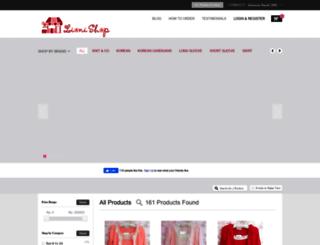 lionishop.com screenshot
