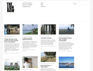 lionraw.com screenshot