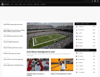 lionsreport.com screenshot