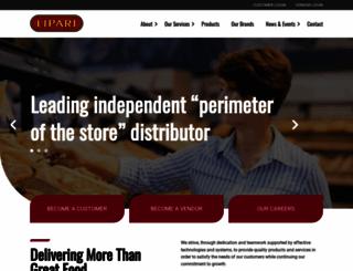 liparifoods.com screenshot