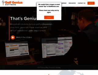 lipc.golfgenius.com screenshot