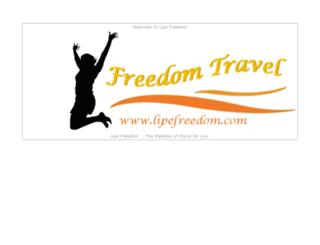 lipefreedom.com screenshot