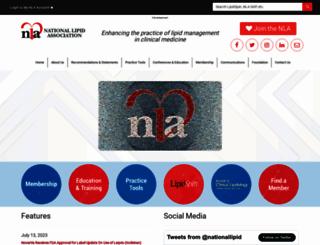 lipid.org screenshot