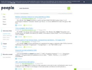 lipodotata.splinder.com screenshot