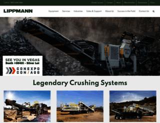 lippmann-milwaukee.com screenshot