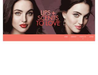 lipsandscents.shoppersdrugmart.ca screenshot