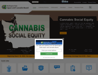 liq.wa.gov screenshot