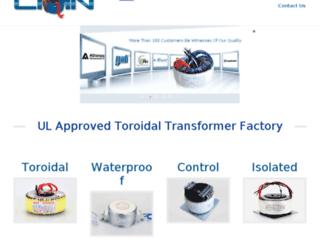 liqintran.com screenshot