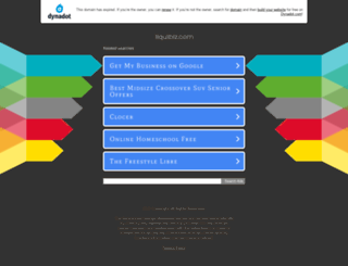 liquibiz.com screenshot