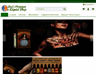 liquid-4you.de screenshot