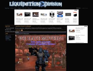 liquidation-division.guildomatic.com screenshot