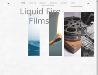 liquidfirefilms.com screenshot