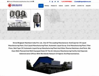 liquidmanufacturingplant.com screenshot