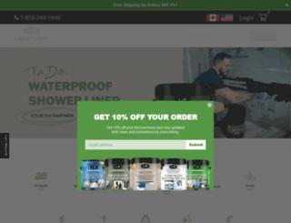 liquidrubberusa.com screenshot