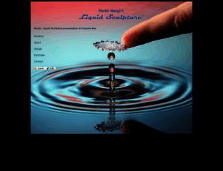 liquidsculpture.com screenshot