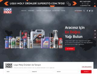 liquimoly.com.tr screenshot