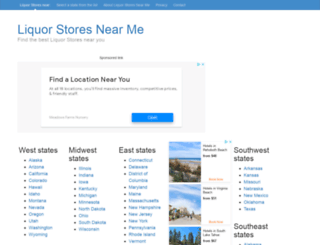 liquor-stores.find-near-me.info screenshot