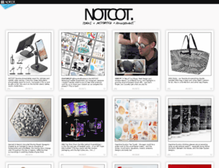 liqurious.notcot.org screenshot