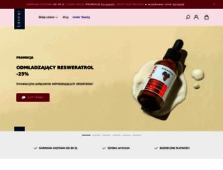 lirene.pl screenshot