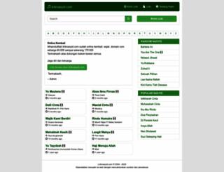 liriknasyid.com screenshot