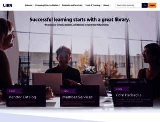 lirn.net screenshot