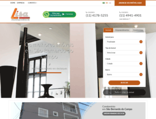 lisaimoveis.com.br screenshot