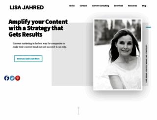 lisajahred.com screenshot