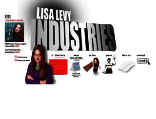 lisalevyindustries.com screenshot
