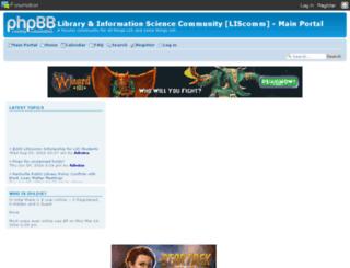 liscomm.userboard.net screenshot