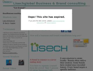 lisechglobal.com screenshot