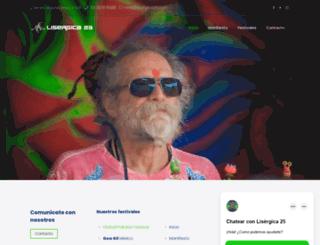 lisergica25.com screenshot