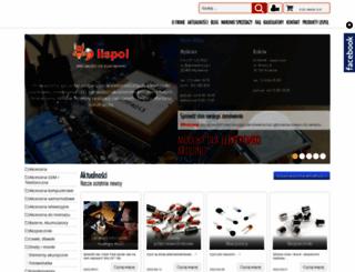 lispol.com screenshot