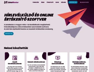 listamester.com screenshot