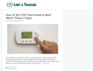 listatrailer.com screenshot