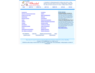 listbridal.com screenshot