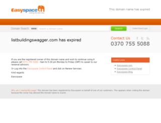 listbuildingswagger.com screenshot
