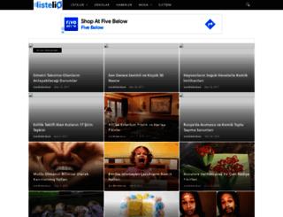 listelio.com screenshot