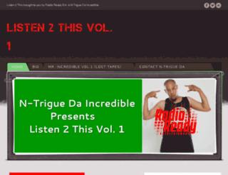 listen2thismusic.com screenshot