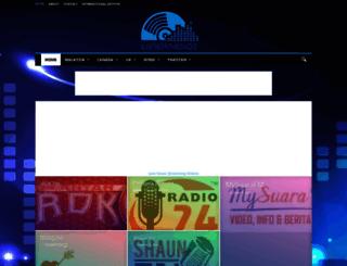 listenradios.com screenshot