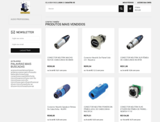 listersom.com.br screenshot