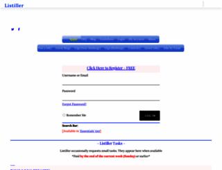 listiller.com screenshot