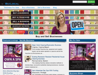 listings.bizlocal.com screenshot