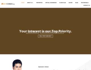 listings.sg screenshot